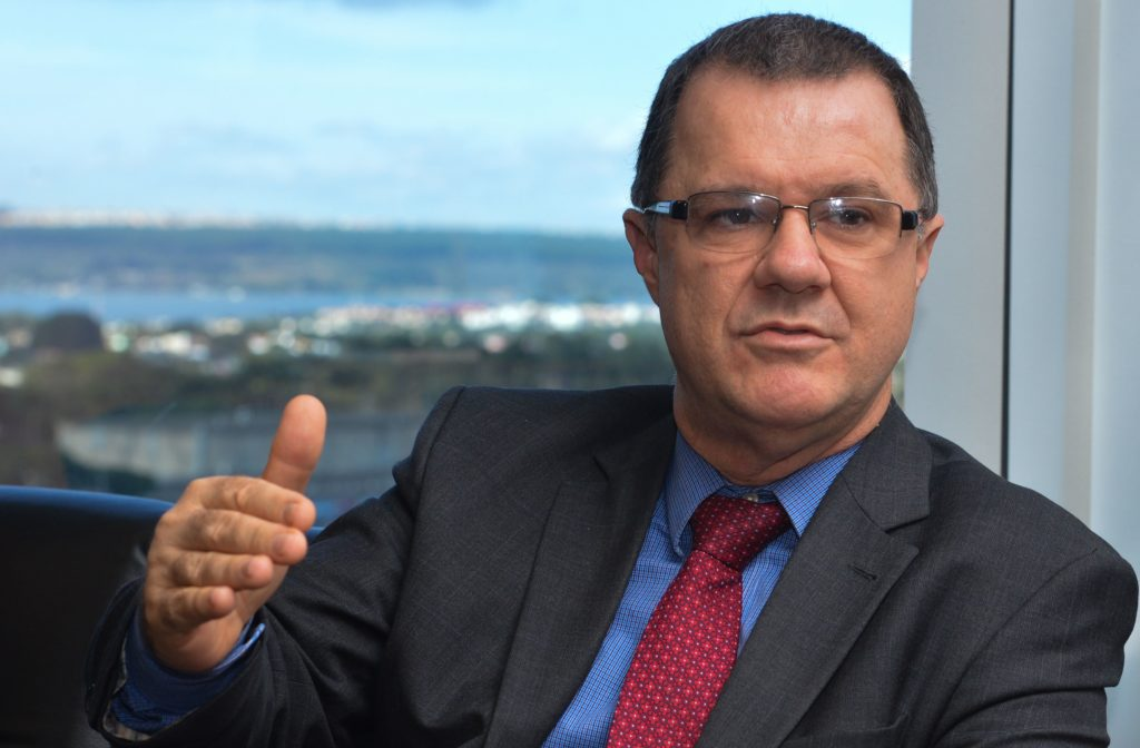 Ex-ministro Carlos Gabas será o palestrante [Foto: Valter Campanato/Agência Brasil]